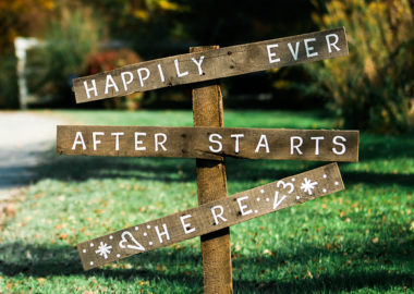 Happily-ever-after-sign
