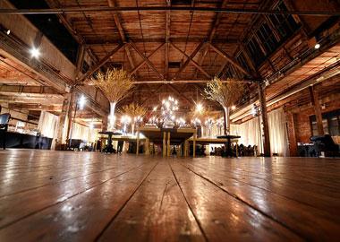Greenpoint Loft venue space