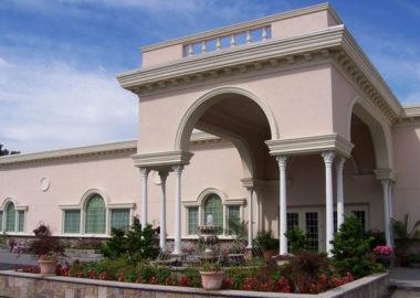 Jacques Reception Center
