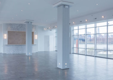 The W Loft event space