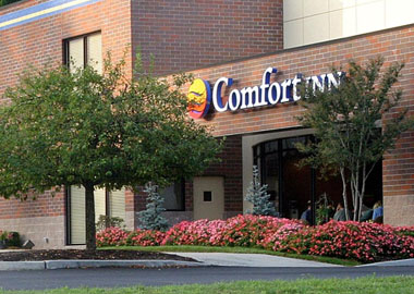 Comfort Inn Middletown-Red Bank