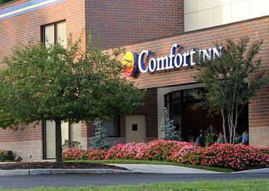 Comfort Inn Middletown-Red Bank