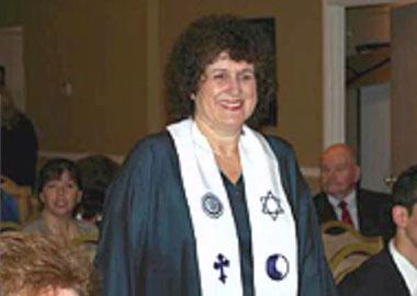 Rev Rita C. Atlas