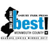 Asbury Park Press Readers Choice Award Winner 2017