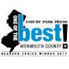 Asbury Park Press Readers Choice Award Winner 2017