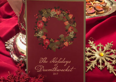 Drumthwacket Foundation Holiday Party by Jacques Exclusive Catering