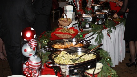 Holiday Buffet by Jacques Exclusive Catering