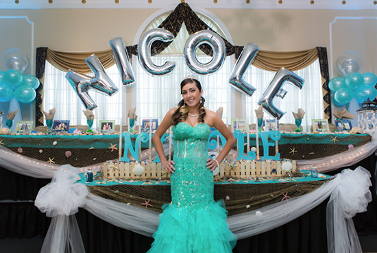 Unique Quinceañera Party Ideas