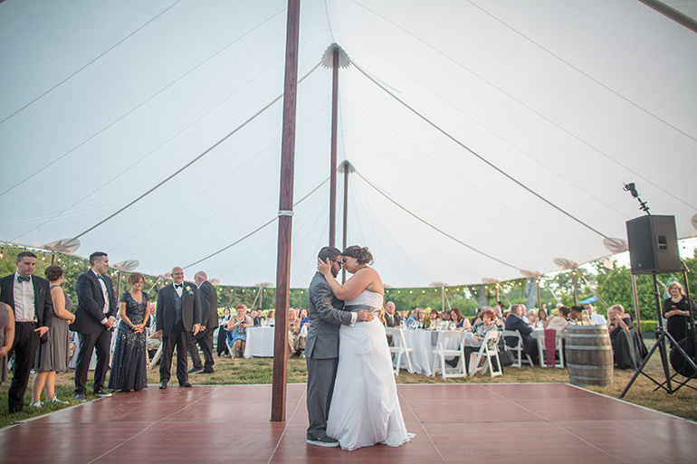 Weddings with Sail Tents