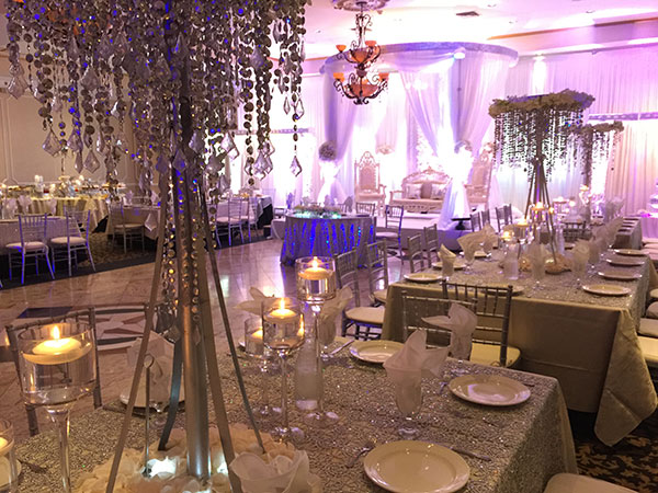 Shining Winter Wonderland Bat or Bar Mitzvah