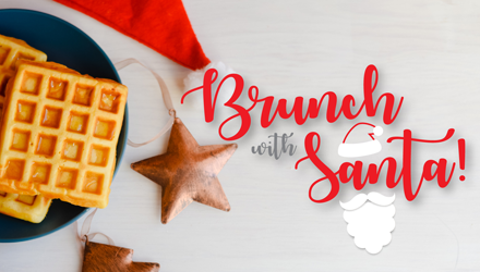 Brunch with Santa 201 at Jacques Reception Center